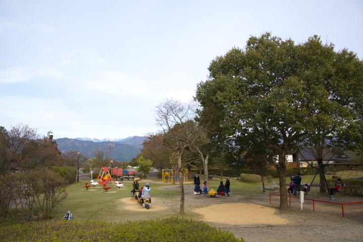 宮田総合公園 ふれあい広場