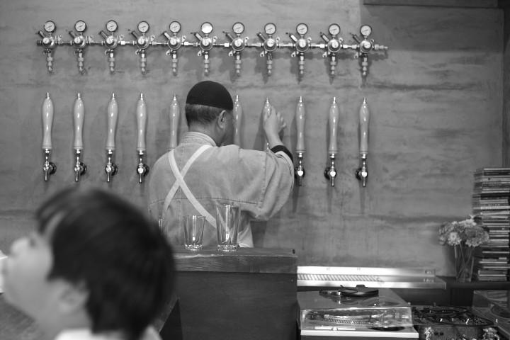 クラフトビールカフェ ビエンビエン(駒ヶ根市)